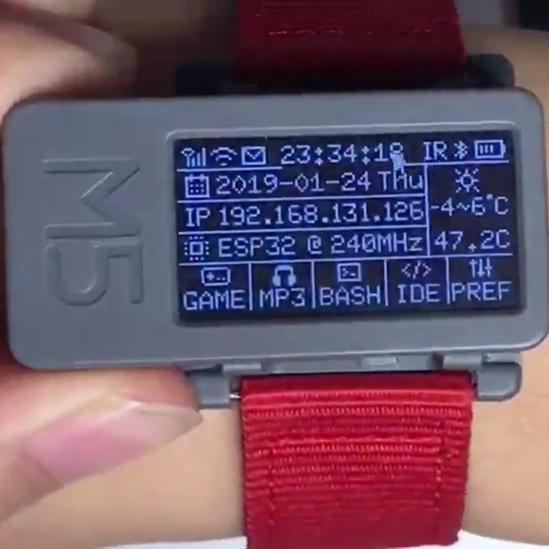 M5Stick Watch   M5Stack Community